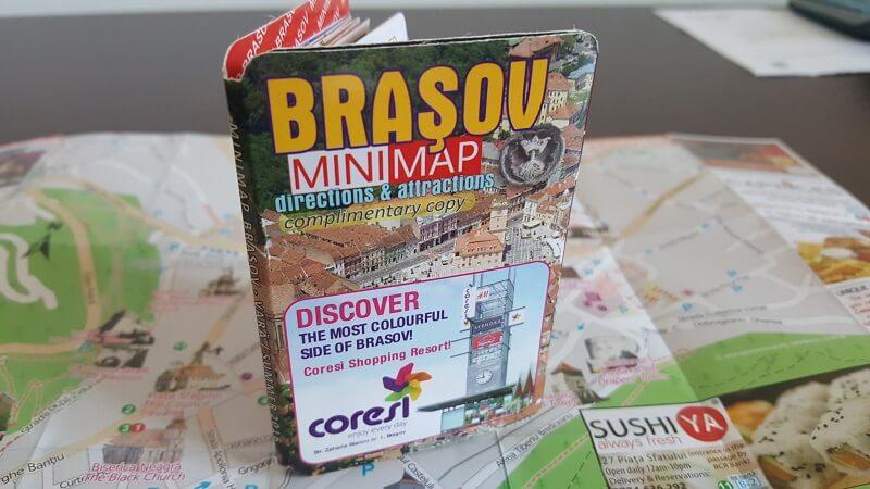Minimap Brasov, Vara 2016, coperta 1