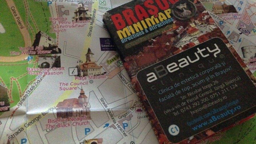 Minimap Brasov ed 2
