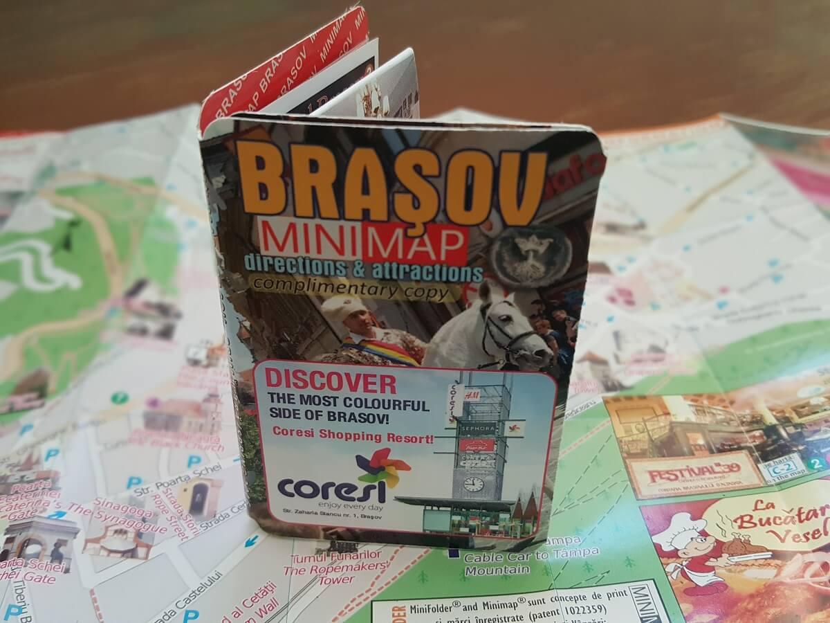 Minimap Brasov, Primavara 2016, coperta 1